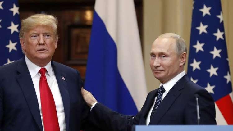 بيسكوف: موعد اللقاء المتكامل بين بوتين وترامب سيحدد في باريس