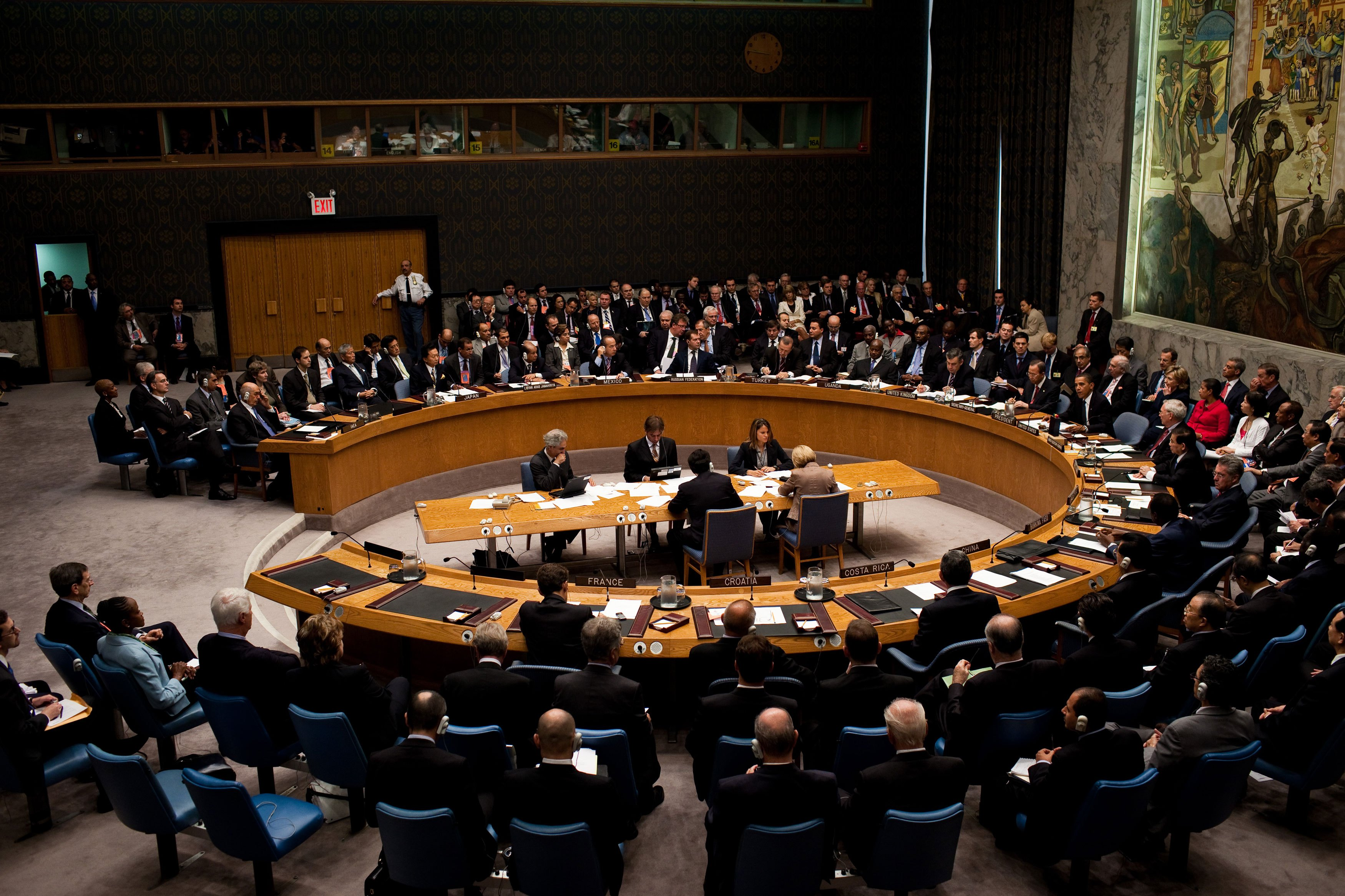 تحذيرات في مجلس الأمن من تأجيج أوضاع إدلب