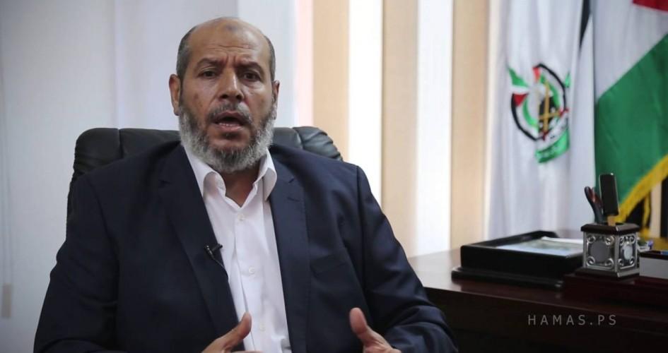 حماس: المجلس التشريعي الفلسطيني قائم بأعماله وأيدينا ممدودة لبناء مؤسساتنا الوطنية