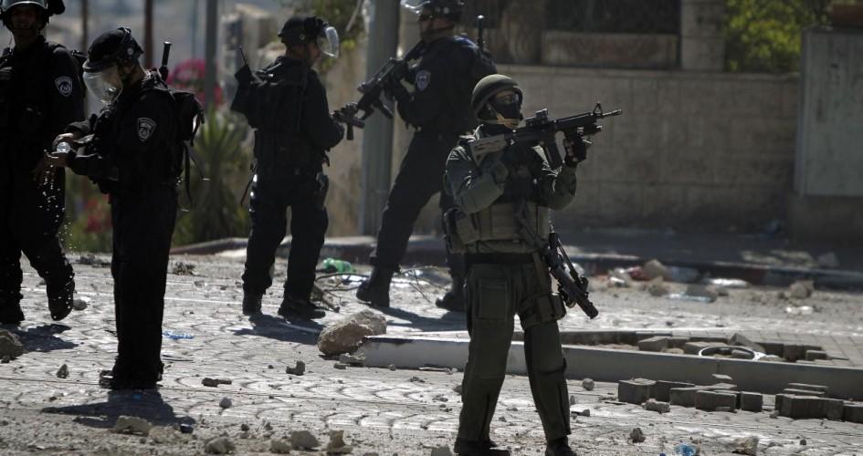 إصابات خلال قمع الاحتلال لمسيرات الضفة