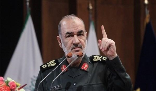 العميد سلامي: اذا بدأ الكيان الصهيوني حرباً جديدة فإنه سيزول فيها