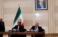 سورية وإيران.. علاقات اقتصادية متنامية