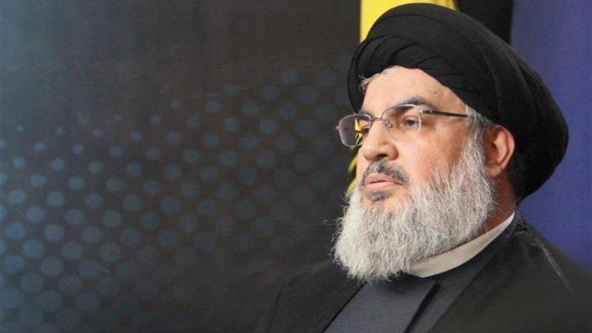 السيد نصر الله تلقى برقيات تعزية بشقيقته من عدد من المسؤولين الايرانيين