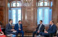 الرئيس الاسد: معارك إدلب كشفت عن دعم أنقرة الواضح للإرهابيين