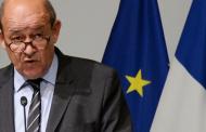 لودريان من بروكسل: فرض العقوبات سيكون جاهزا قبل ذكرى انفجار المرفأ